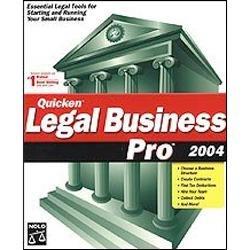 NOLO Quicken Legal Business Pro 2004