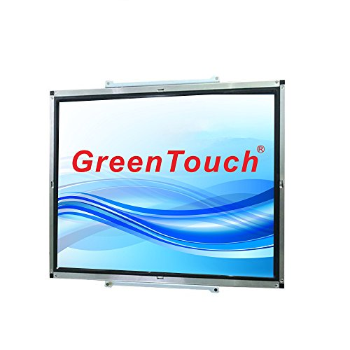 GreenTouch the 1702E Series 17 inch Open Frame LCD Infrared Touch Monitor with VGA and DVI Port