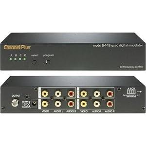 Amazon.com: Linear 5445 ChannelPlus Four-Channel Video