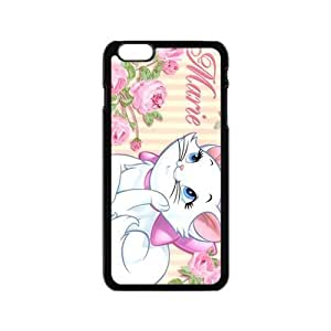 QQQO The Aristocats Case Cover For iPhone 6 Case Kimberly Kurzendoerfer