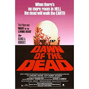 Dawn of the Dead George A. Romero's 24x36 Poster