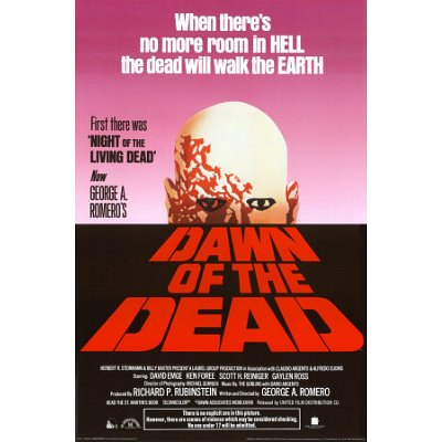 dawn dead george a romero