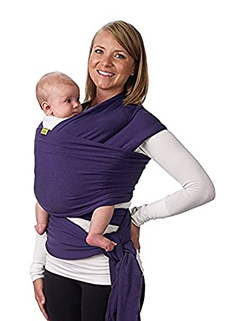 Baby Wrap (Blue) Baby Slings