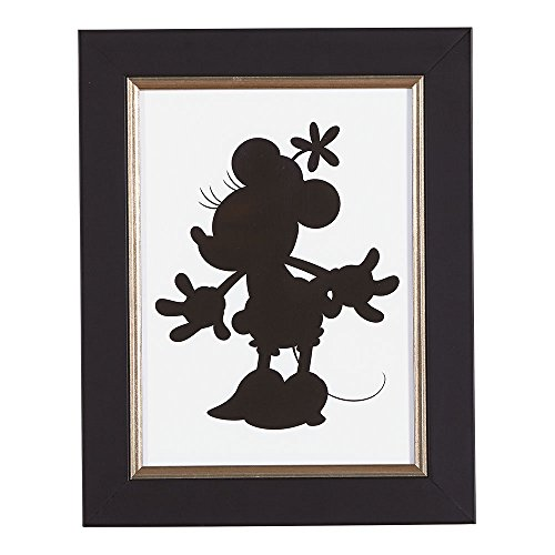 Ethan Allen   Disney Minnie Mouse Silhouette I by Ethan Allen