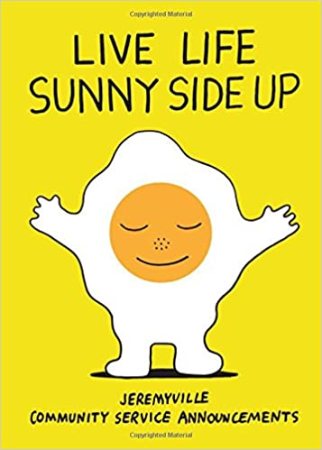 Book Live Life Sunny Side Up
