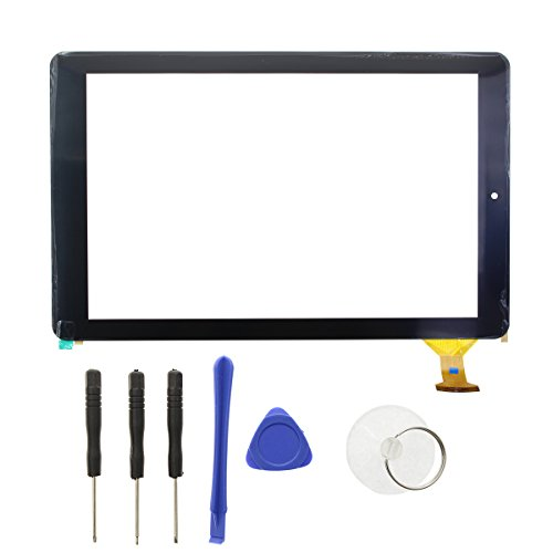 AUTOKAY New Digitizer Touch Screen Panel RJ899-FPC for V1.0 RCA 10 Viking Pro RCT6303W87DK 10.1