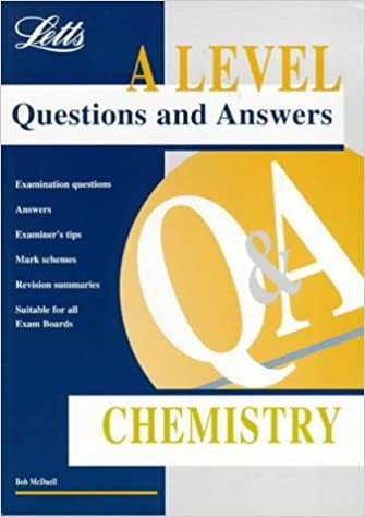 A Level Questions and Answers: Chemistry: Amazon co uk: G R