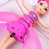Safe Adorable Flying Fairy Doll Hand Infrared