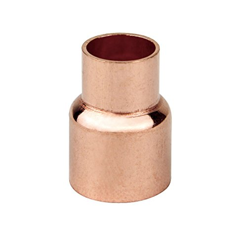 Zero Copper Fittings Coupling Reducing 7/85/8 C x C (Pack of 10pcs)