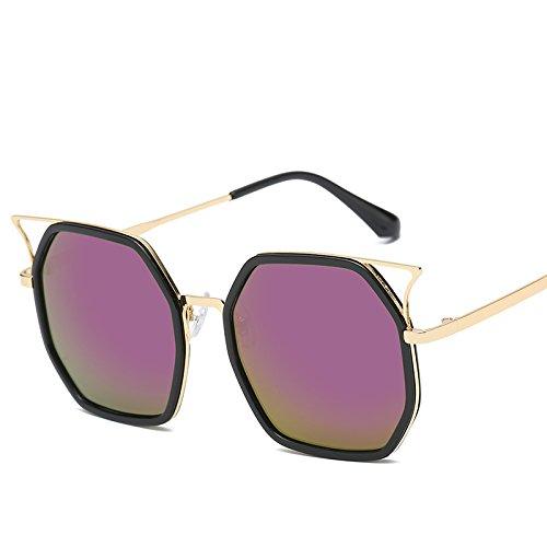 Gafas Las Mujer C4 Mujer Mujer TL Sol Sol C4 Sunglasses para de Sol del de BLS8953 Sombras gradiente Gafas de Espejo Mujeres Gafas BLS8953 ww6SqvUC