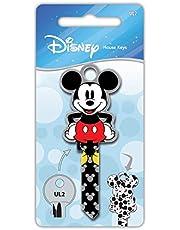 Disney Myszka MICKEY SHAPED UL2 CYLINDER KLUCZ KROWIEC