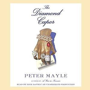 The Diamond Caper Audiobook