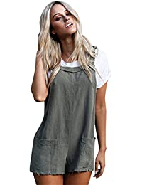 Clearance !!! Women Straps Jumpsuits Overalls Shorts Pants Romper Trousers Playsuits