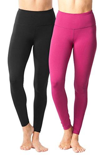 90 Degree By Reflex High Waist Power Flex Legging – Tummy Control...