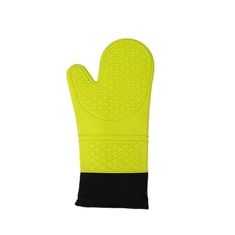Guantes de horno de cocina Un par de guantes de parrilla ...