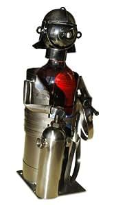 Gilde sior/botellero/vino de bombero con Extintores Nr 65167