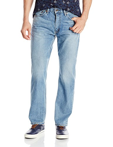 Levi's Men's 505 Regular Fit Jean, Kalsomine, 36x32