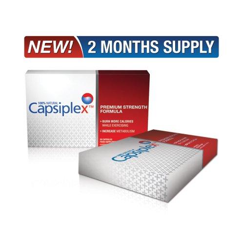 2x Capsiplex - 30 Capsules