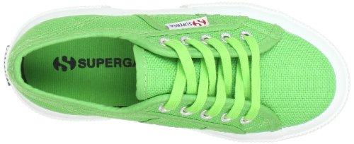 Superga 2750 Jcot Classic, Zapatillas Infantil Verde (Grass Green C93)