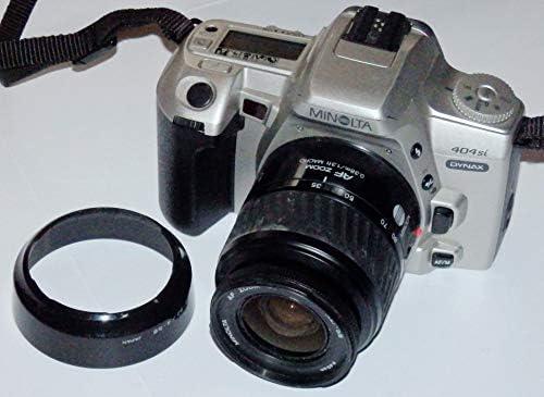 Cámara - SLR - MINOLTA DYNAX 404si - incluyendo lente Zoom 35-80 ...