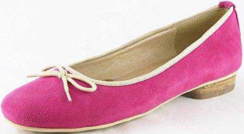 Andrea Conti - Bailarinas para mujer rosa rosa