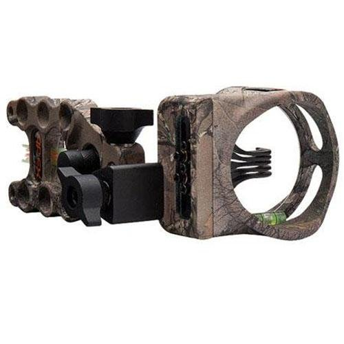 Bow Sight Tru (APEX GEAR Accu-Strike Pro 5-Pin Sight .019