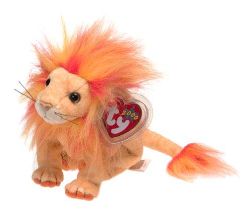 Ty Beanie Babies - Bushy the Lion ()