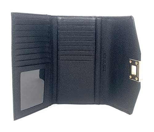 2751a188b598 Michael Kors Cassie Large Trifold Wallet - leiamerica