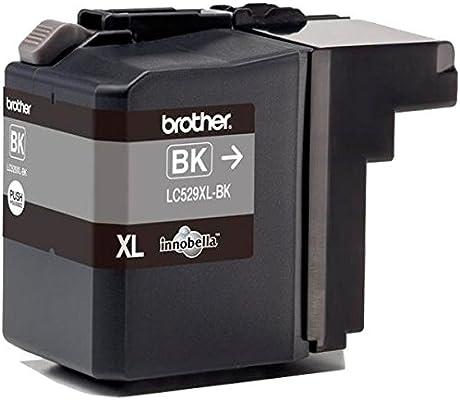Brother LC529XL-BK 2400páginas Negro cartucho de tinta - Cartucho ...