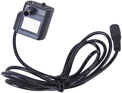 80-200L//H Adjustable USB Water Pump Cooling System Aquarium Fountain Pump