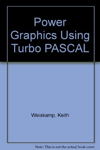 Power Graphics Using Turbo Pascal?