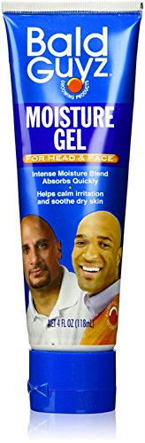 Bald Guyz Moisture Gel, 4 Ounce