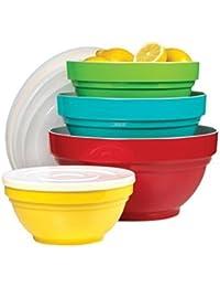Gain 4 Melamine Bowl Set with Lids wholesale