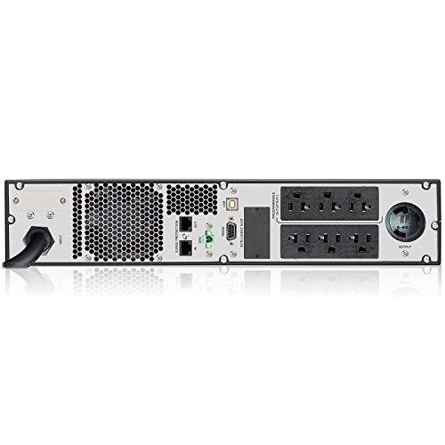 V7 Uninterruptible Power Supplies 3000VA UPS Rack Mount 2U LCD (UPS1RM2U3000-1N) by V7 (Image #1)