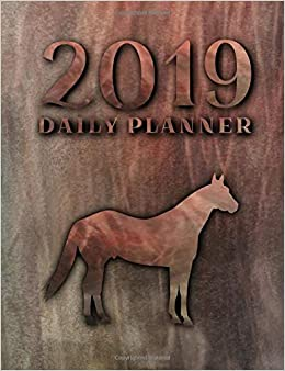 2019 Daily Planner: Mercury Glass Calendar for Farriers and ...