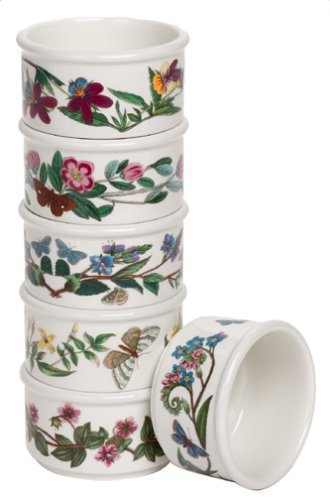 Portmeirion Botanic Garden 5-Ounce Ramekins, Set of 6 by Portmeirion (Image #1)