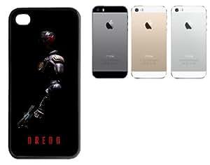iPHONE 5s HARD CASE WITH PRINTED DESIGN JUDGE DREDD