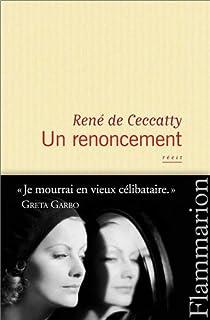 Un renoncement par Ceccatty