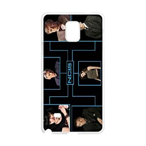 NCIS NCIS Samsung Galaxy Note 4 Cell Phone Case White Phone Accessories SH_799109