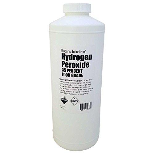 hydrogen peroxide 40 percent - 3