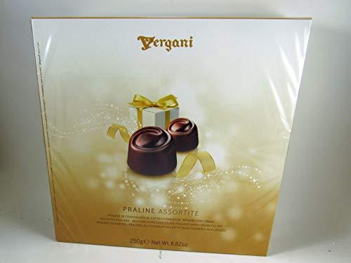 - Praline Assorted Milk and Dark Chocolate with Cream Filling 8. 82 OZ