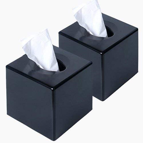 BAOJU Home Caja de pañuelos Kleenex Box Cover para Oficina/Hogar ...
