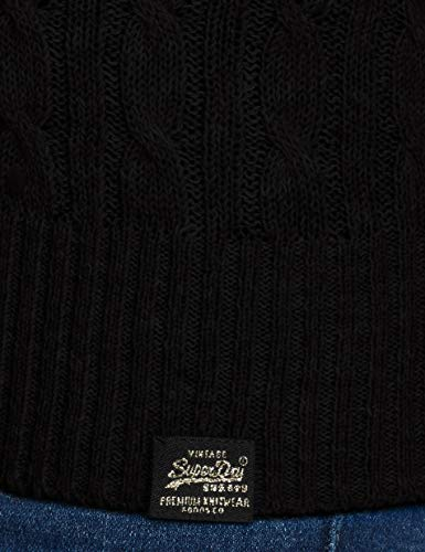 27s soft Cable Navy Croyde Azul Jersey Para Superdry Knit Mujer STqwZFz