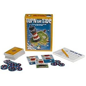 Turn The Tide - The Sink or Swim Strategy Card Game
