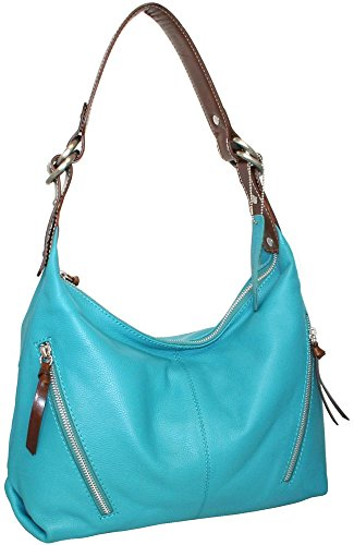 nino-bossi-waxed-classico-leather-barbara-ann-hobo-bag-turquoise