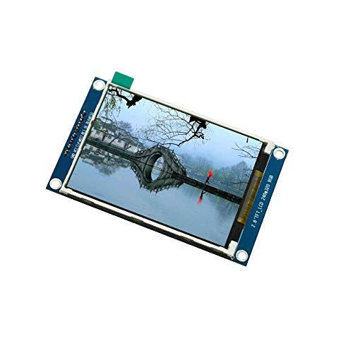 WINGONEER 2.8 inch LCD Screen TFT LCD SPI Serial Port Module TFT Color Screen