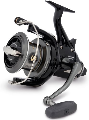 Shimano Medium Baitrunner CI4+ XTR A Longcast, Baitrunner Carpfishing And Surfcasting Fishing Reel, MBTRCI4XTRALC