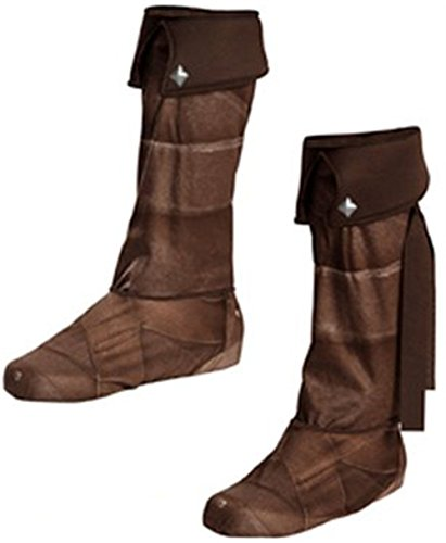 [Dastan Bootcovers- Child,One Size Child] (The Prince Of Persia Costumes)