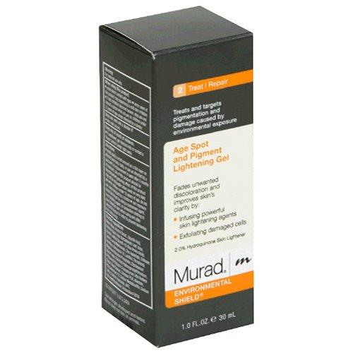 Murad spot de l'environnement Âge Bouclier et de pigments Sérum éclaircissant, 1.0 fl oz (30 ml)