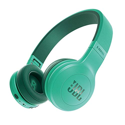 JBL Synchros E45BT Wireless On-Ear Headphones (Teal) (Renewed)